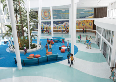 Cabana Bay Resort Universal Orlando Lobby