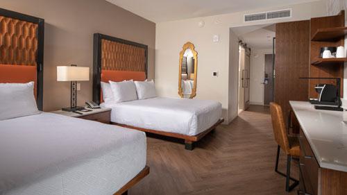 Habitacion estandar dos camas Coronado Springs Tower Resort