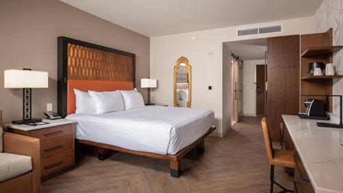 Habitación estandar Coronado Springs Tower Resort