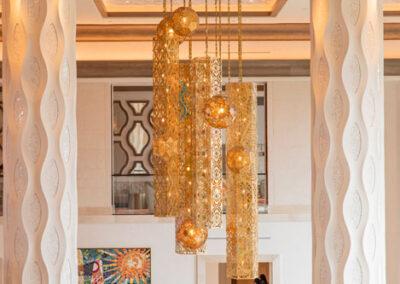 Lamparas Lobby Coronado Springs Tower Resort