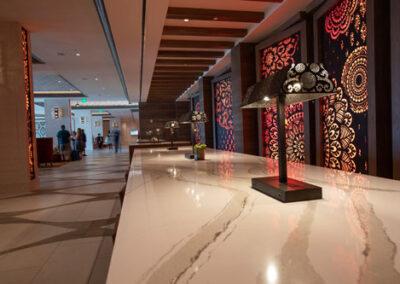 Vista general Lobby Coronado Springs Tower Resort