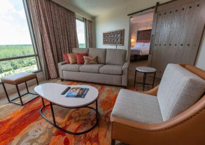 Habitacion Suite Salón Coronado Springs Tower Resort