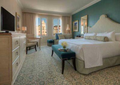Loews Portofino Bay Hotel Universal Orlando habitación estándar