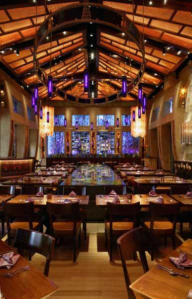 Royal Pacific Resort Universal Orlando Restaurante principal