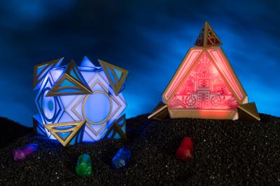 Star wars Galaxy Edge Walt Disney World Holocrons