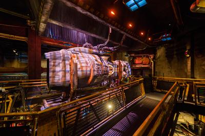 Star wars Galaxy Edge Walt Disney World sumuglers room
