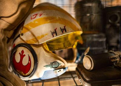 Star Wars Rise Of The Resistance Rebel Helmet