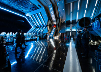 Star Wars Rise Of The Resistance Star Destroyer Hangar