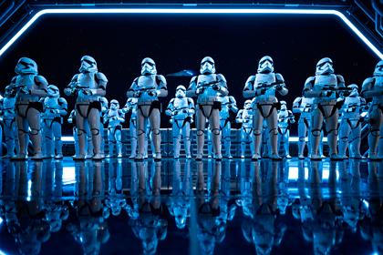 Star Wars Rise Of The Resistance Hangar Troopers