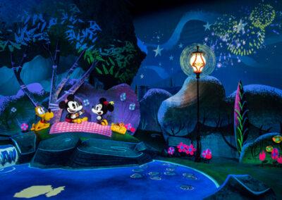Mickey & Minnie Runaway Railway Picnic