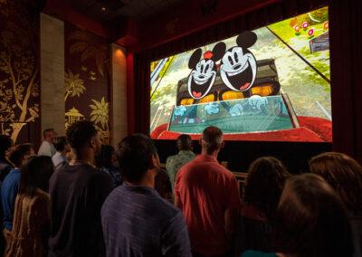 Mickey & Minnie Runaway Railway Preshow