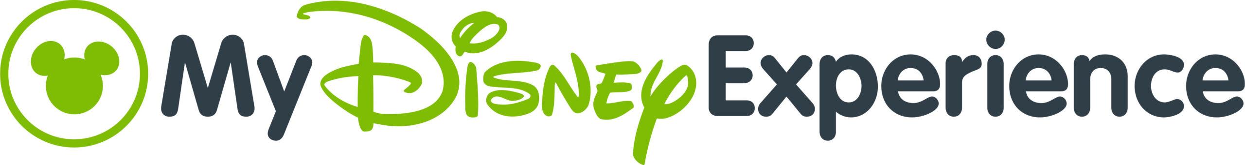 My disney experience logo access