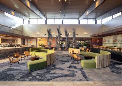 Universal Dockside & suites Lobby