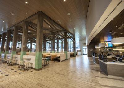Universal Dockside & suites Restaurant Pier 8