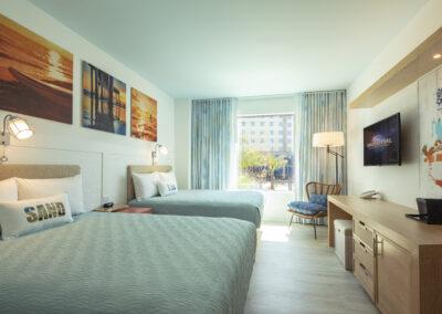 Universal Dockside & suites Standard Room