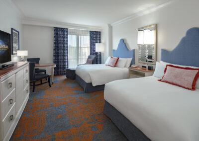 Standard King and Queen, Loews Portofino Bay Hotel at Universal Orlando