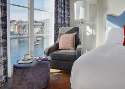 Standard King and Queen Loews Portofino Bay Hotel