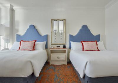 Standard King and Queen Loews Portofino Bay Hotel at Universal Orlando