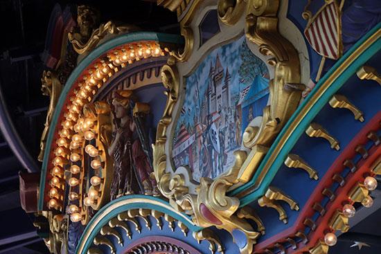 Prince Charming Regal Carrousel Fantasyland Magic Kingdom