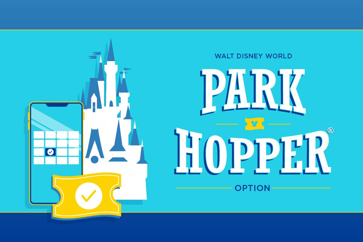 Disney Park Hopper Option