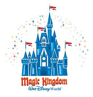 logo magic kingdom walt disney world