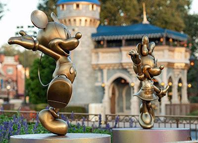 Disney Fab 50 Aniversario Walt Disney World