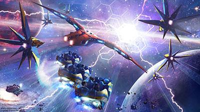 Guardianes de la Galaxia Epcot Walt disney World